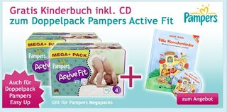 Pampers-kinderbuch