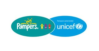 Pampers_UNICEF_Aktionslogo