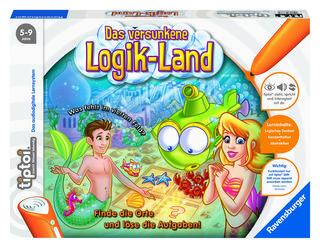 tiptoi-Das versunkene Logikland
