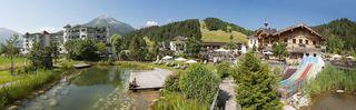 Aussenansicht_Hotel_und_Seealm__Sporthotel_Achensee_