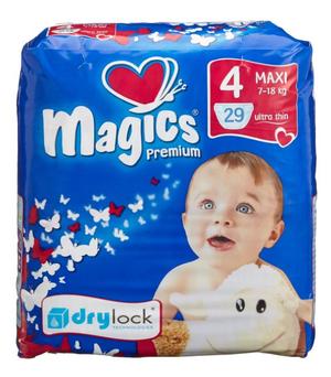 Magics | Windel Angebote