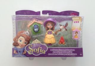 Sofia die Erste - Geschenkset Buttercup Troop Adventure